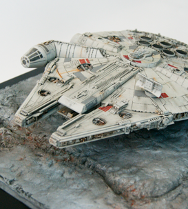 The Force Awakens Millennium Falcon